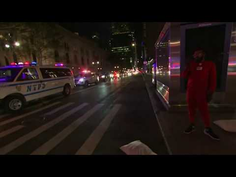 Looters Strike Midtown Manhattan, Including Macy's Flagship Store