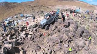 Silver State Rock Crawling Championship Saturday