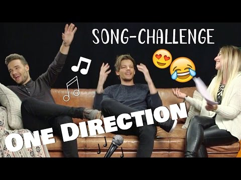 Song Challenge with ONE DIRECTION ♥ BibisBeautyPalace