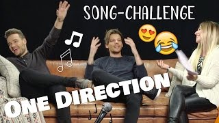 Song Challenge mit ONE DIRECTION ♥ BibisBeautyPalace