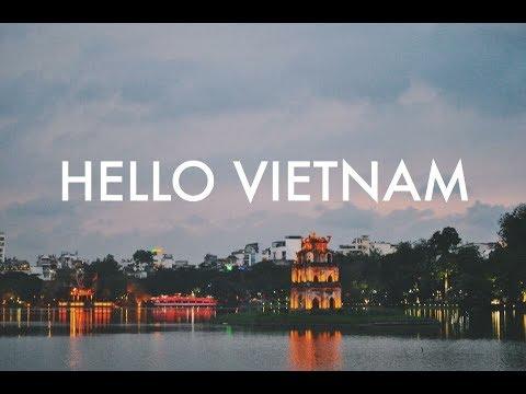 HELLO HANOI - VIETNAM TRAVEL VLOG PT.1