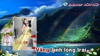 Thương Về Miền Trung (Organ) Karaoke by Đình Văn
