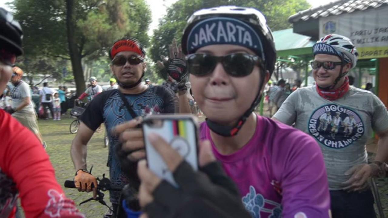 Brompton Owners Group Indonesia BOGI URBAN CHALLENGE