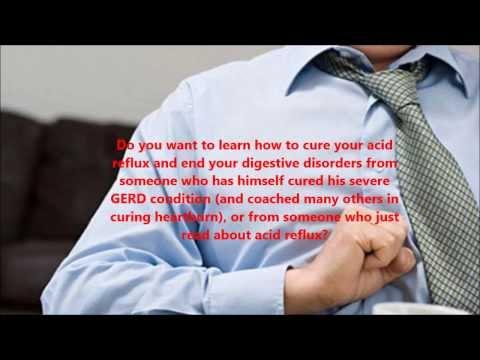 heartburn relief medicine – How to relief heartburn