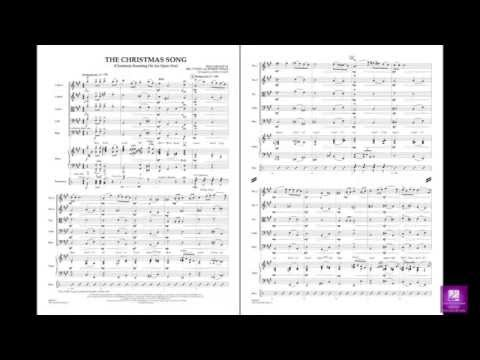 The Christmas Song (Chestnuts Roasting on an Open Fire) arr. Kazik