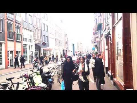 Amsterdam citywalk