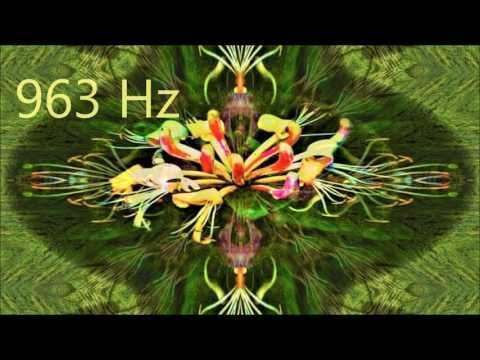 Solfeggio 963 Hz Connection to Source...