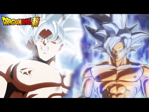 SUPER SAIYAN SILVER CONFIRMED! MASTERED ULTRA INSTINCT GOKU DRAGON BALL SUPER EPISODE 129 | DBS 129