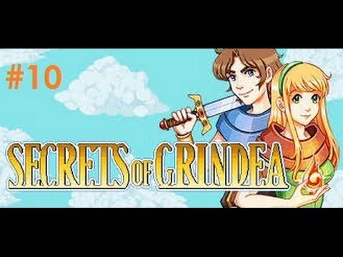 Let's Play - Secrets of Grindea [Ep.10] - Mount Bloom
