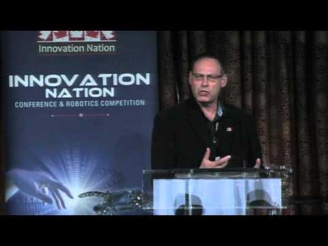 Innovation Nation 2015: Robert Gerritsen