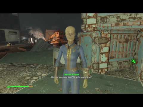 Fallout 4 NEW VAULT TEC DLC |