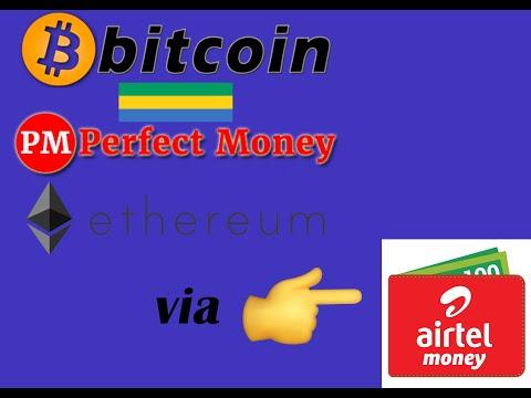 Comment acheter des $PERFECT MONEY, BITCOIN, ETHEREUM,PAYEER au GABON Moins cher
