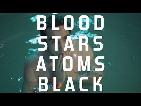 The Rizal Fountain Raps: Quezon City Edition - Blood Stars Atoms Black (by Nick Delatovic)