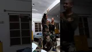 Army tiger song or dance