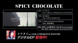 君のことが好きだったんだ feat. BENI, Shuta Sueyoshi (AAA), HAN-KUN (Lovers Remix)」収録 SPICY CHOCOLATE『シリタイ feat. C&K & CYBERJAPAN ...