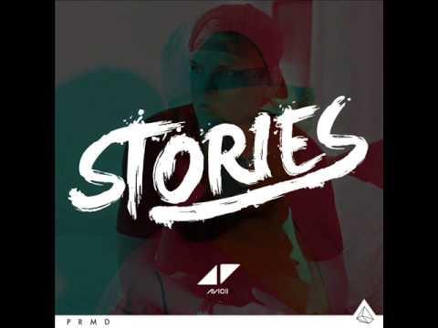Avicii Don't Call ft Tom Odell (ALBUM STORIES)