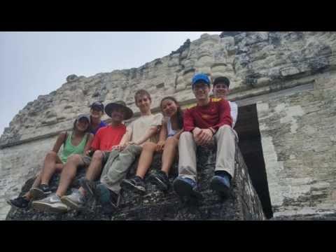Carl Sandburg High School Trip 2016 - Belize, Guatemala, and Mexico (early version)