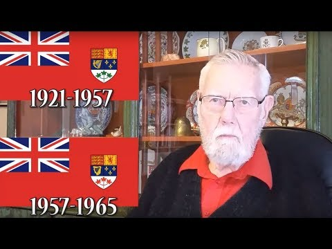 The Canadian Red Ensign, 1868-1965