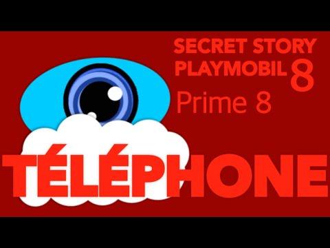 Secret Story playmobil 8 - Prime 8