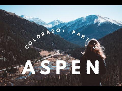 MOUNT CHAUTAUQUA & ASPEN, COLORADO: PART 3