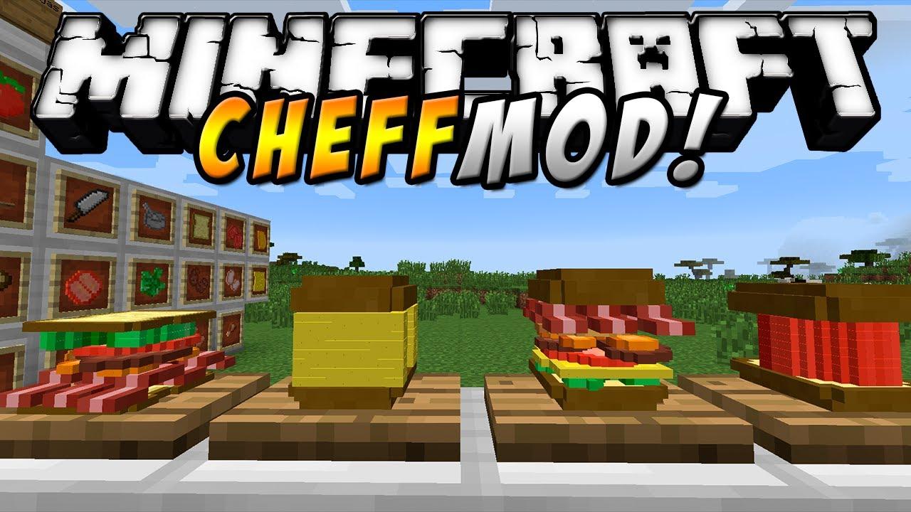 Excelente Minecraft Cocina Mod Ornamento - Ideas de Decoración de ...