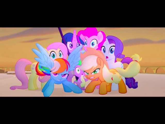 MY LITTLE PONY Le Film   Bande Annonce VF Animation, 2017