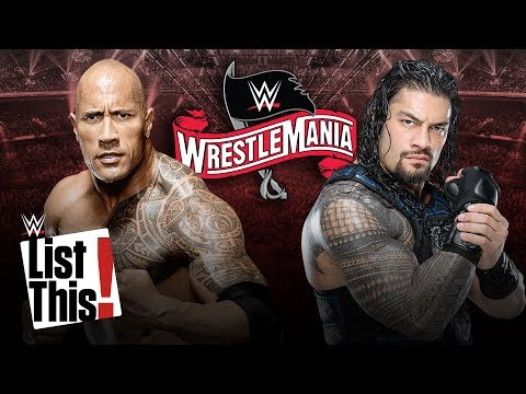 5 things we want to see at WrestleMania 36: WWE List This!