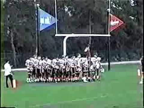 Cape Youth Superbowl 2002 season, part 3