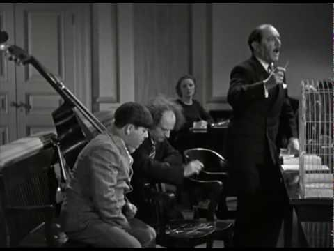 Three Stooges - Disorder in the Court HQ - 1936 - Part 1 of 2