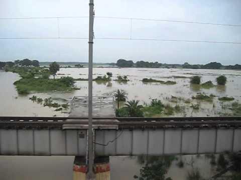 Recent flood in Balasore