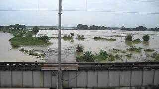 Recent flood in Balasore