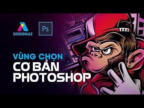 Hướng Dẫn Sử Dụng Các Công Cụ Chọn Vùng Chọn Trong Photoshop, photoshop online