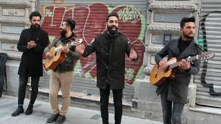 Taksimi Sallayan Kürt Gençleri -Lo Dılo-Xezalê Heli Can Resimi
