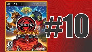 Let's Play Chaotic Shadow Warriors Part 10 | Off with my Head?