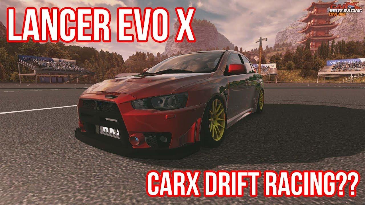 Cara instal mod mobil di carx drift racing online link download mod