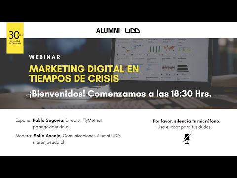 Taller de Marketing Digital en Tiempos de Crisis