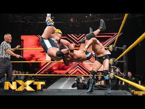 Undisputed ERA vs. Heavy Machinery - NXT Tag Team Championship Match: WWE NXT, Dec. 26, 2018