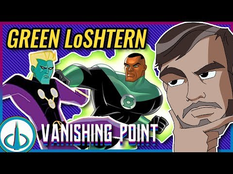 GREEN LANTERNS In The Legion Of Super Heroes | The Vanishing Point
