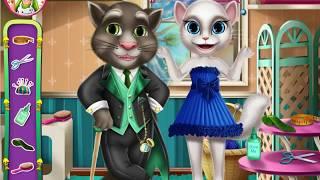 Кошка Анжела портной для Тома