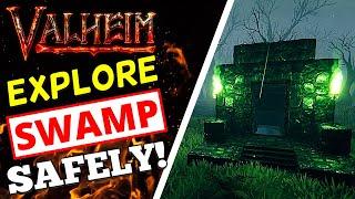 Valheim - How T๐ Find + Explore Swamp Biome SAFELY!