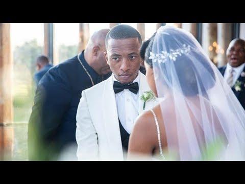 More Dirt On Dumi Mkokstad And His Shady Wedding