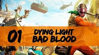 Video Dying Light Bad Blood Gameplay Let's Play Part 1 (GOONS HATE ME) download MP3, 3GP, MP4, WEBM, AVI, FLV September 2018