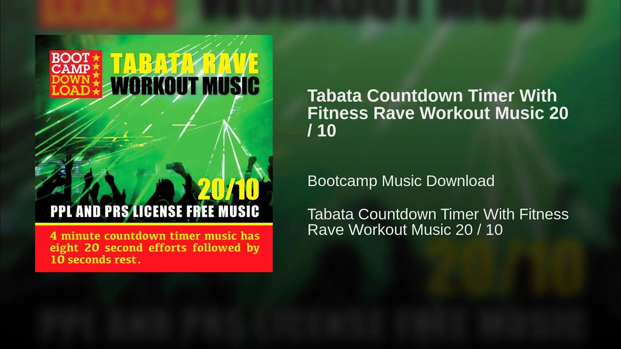 20 Minute Countdown Timer With Workout Music – Fondos de Pantalla