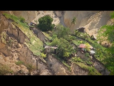 Novo deslizamento de terras mortal nas Filipinas