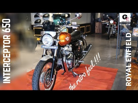 Royal Enfield Interceptor 650 | detailed review | features | specs | price !!!
