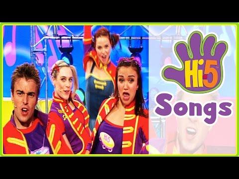Hi-5 Songs | Making Music & More Kids Songs | Hi5 Songs Season 13
