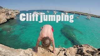 MALLORCA CLIFF JUMPING 2016