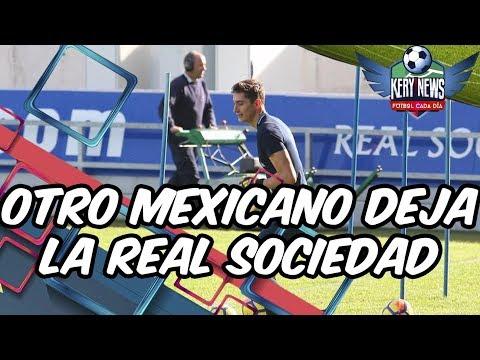 OFICIAL: DEJA LA REAL POR LA MLS | OTRO MEXICANO SE VA A EUROPA | QUIEREN MUNDIALES CADA 2 AÑOS