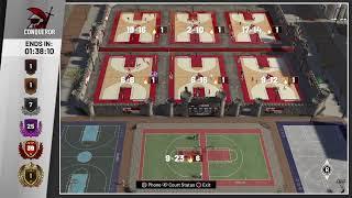 Auto Square Gaming Court Conqueror Event