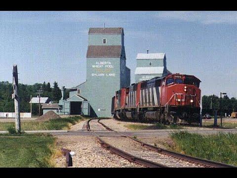 CN's SD50F locomotives